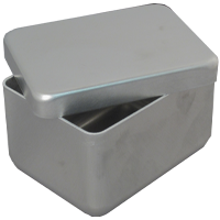 fabricated aluminum seamless covers and lids